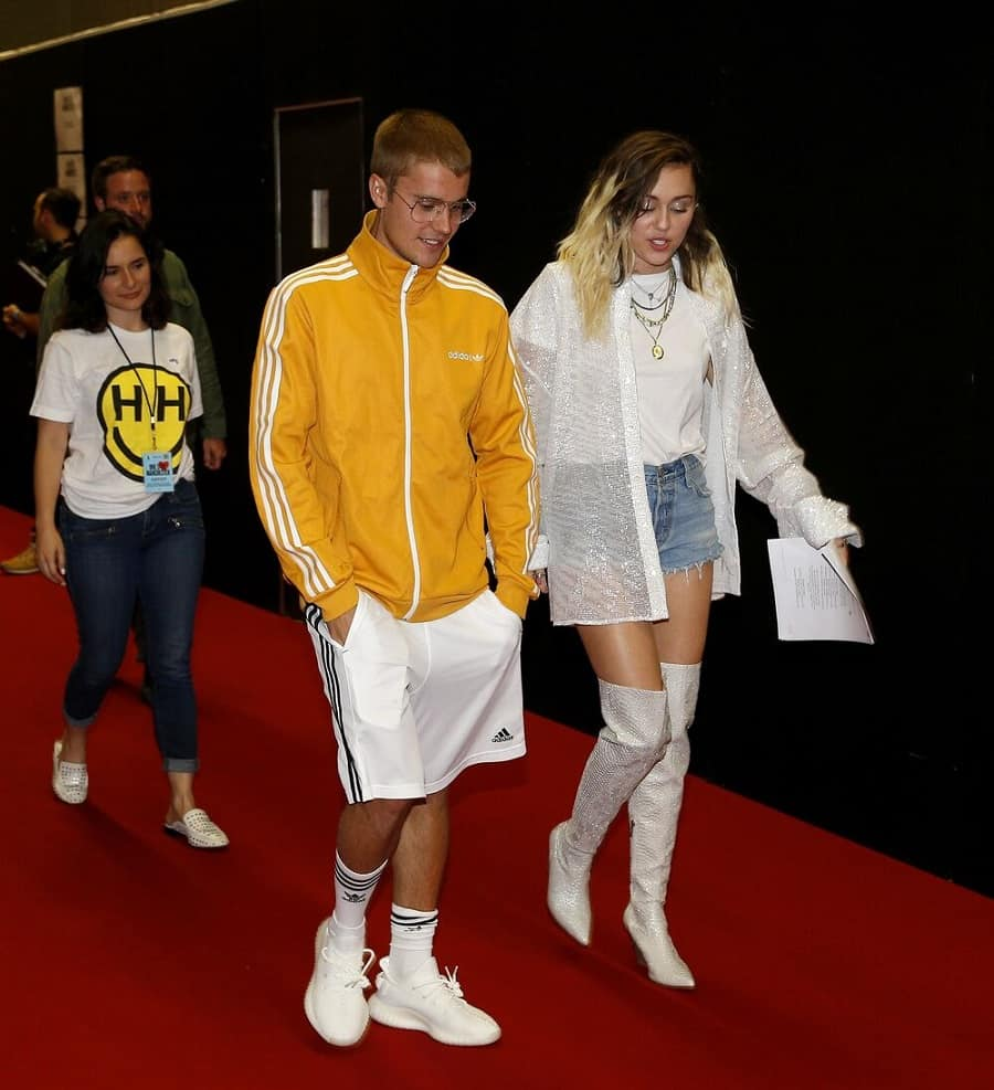 Miley Justin Bieber Love Life and Breakup Story Thing You Might Have Missed