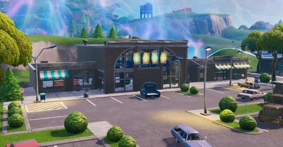 Retail Row Fortnite