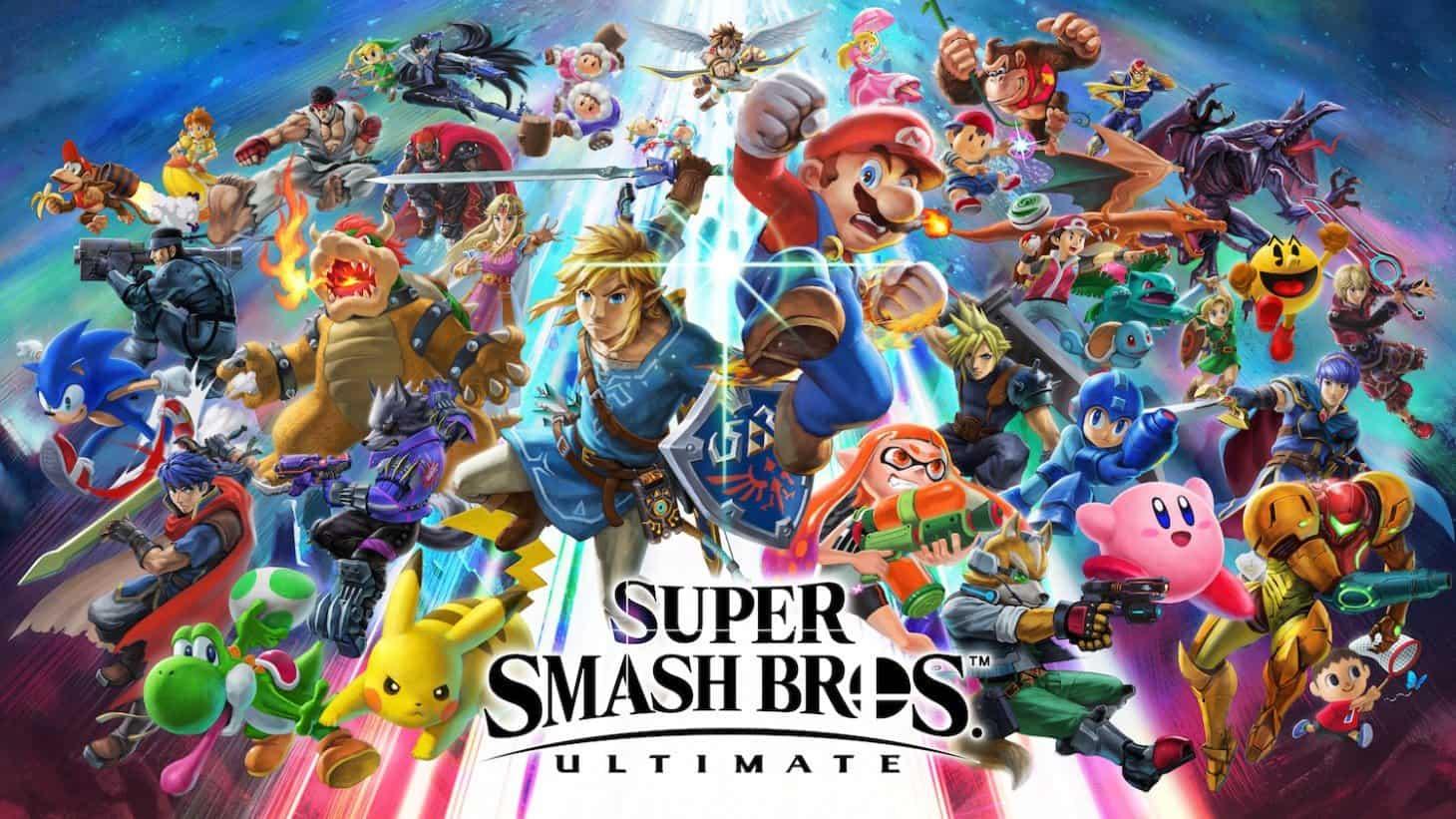 Smash Bros Theory