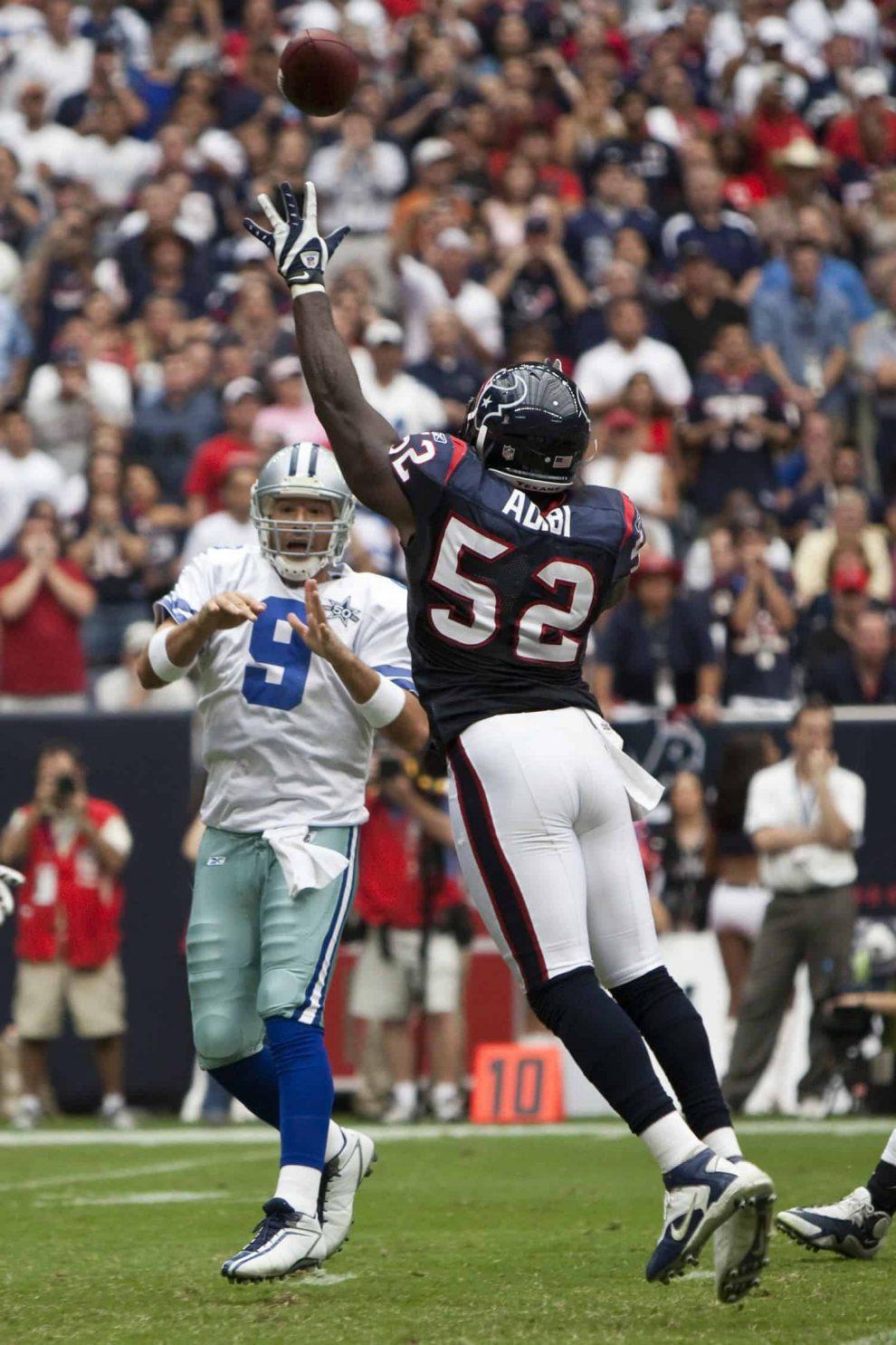 Tony Romo Celebration