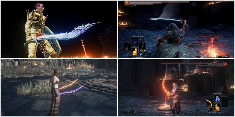 DS3 best curved sword