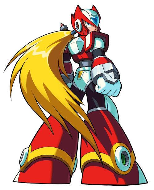 Megaman X5 Endings