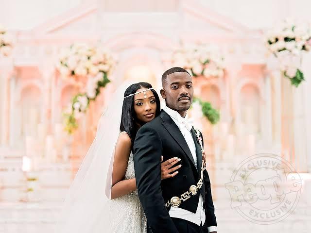 Ray Jay And Princess Wedding