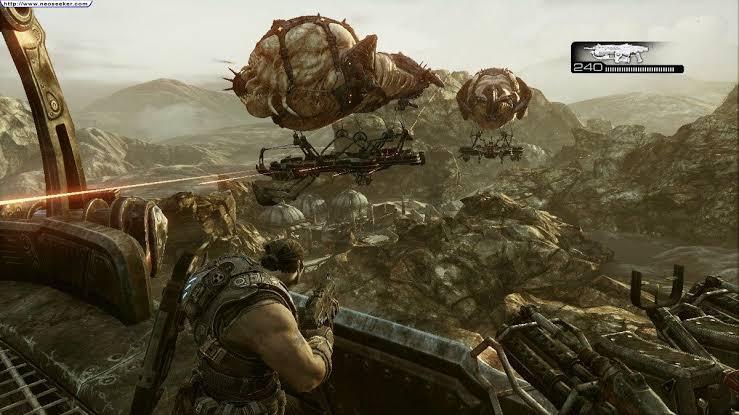 Gears Of War 3 Screenshots You Must Have