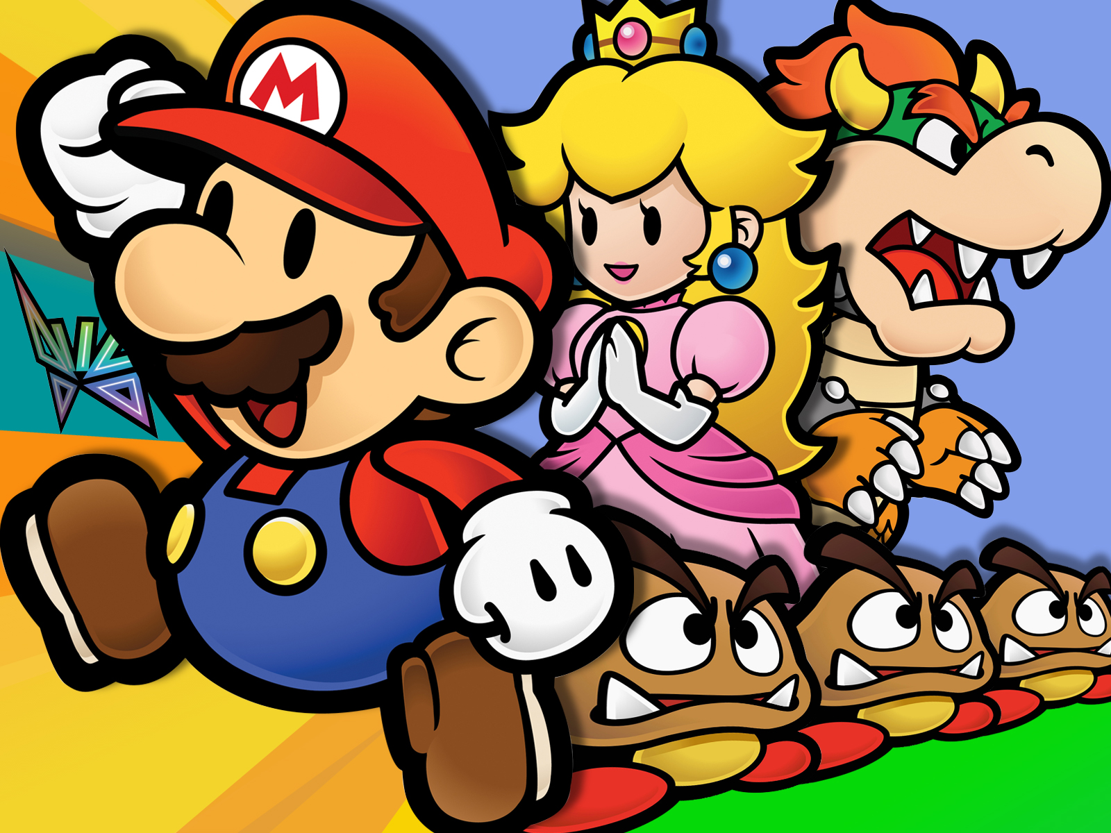 Paper Mario and Peach The Most Popular Game of 2020 You Must Know
