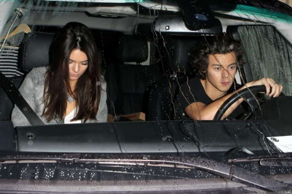 Harry Styles Kendall Jenner Birthday