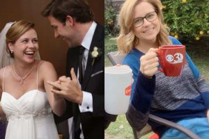 Jenna Fischer Engagement Ring Personal Life and Affair