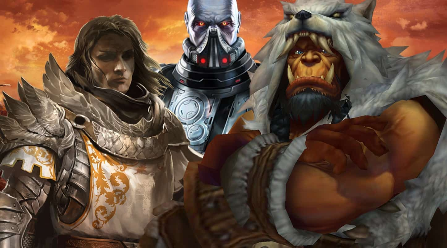 Best Character Creation MMO And Everything You Need to Know The Character