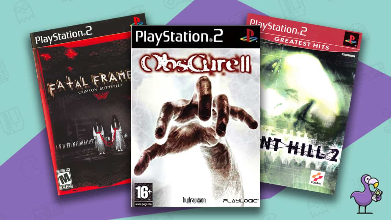 Top 3 All Time Favorite Japanese Horror Games PS2 Which You Must Play