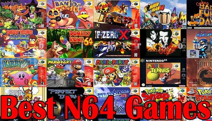 N64 Puzzle Games You Must Play In Lockdown