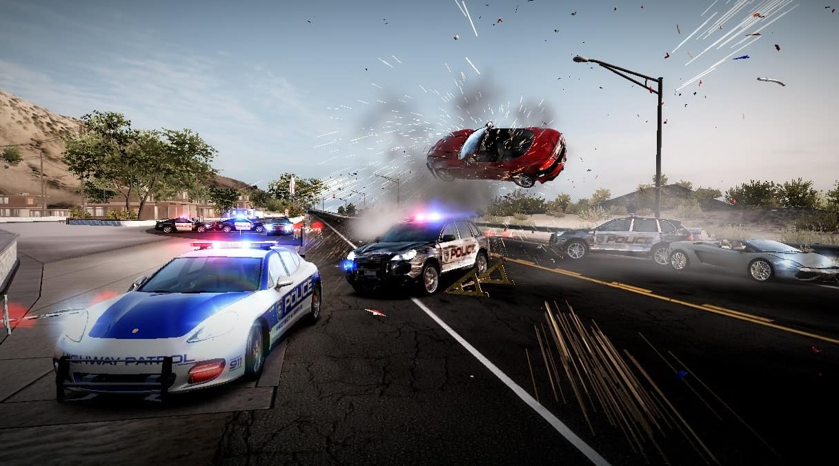 Need For Speed Cheat Codes