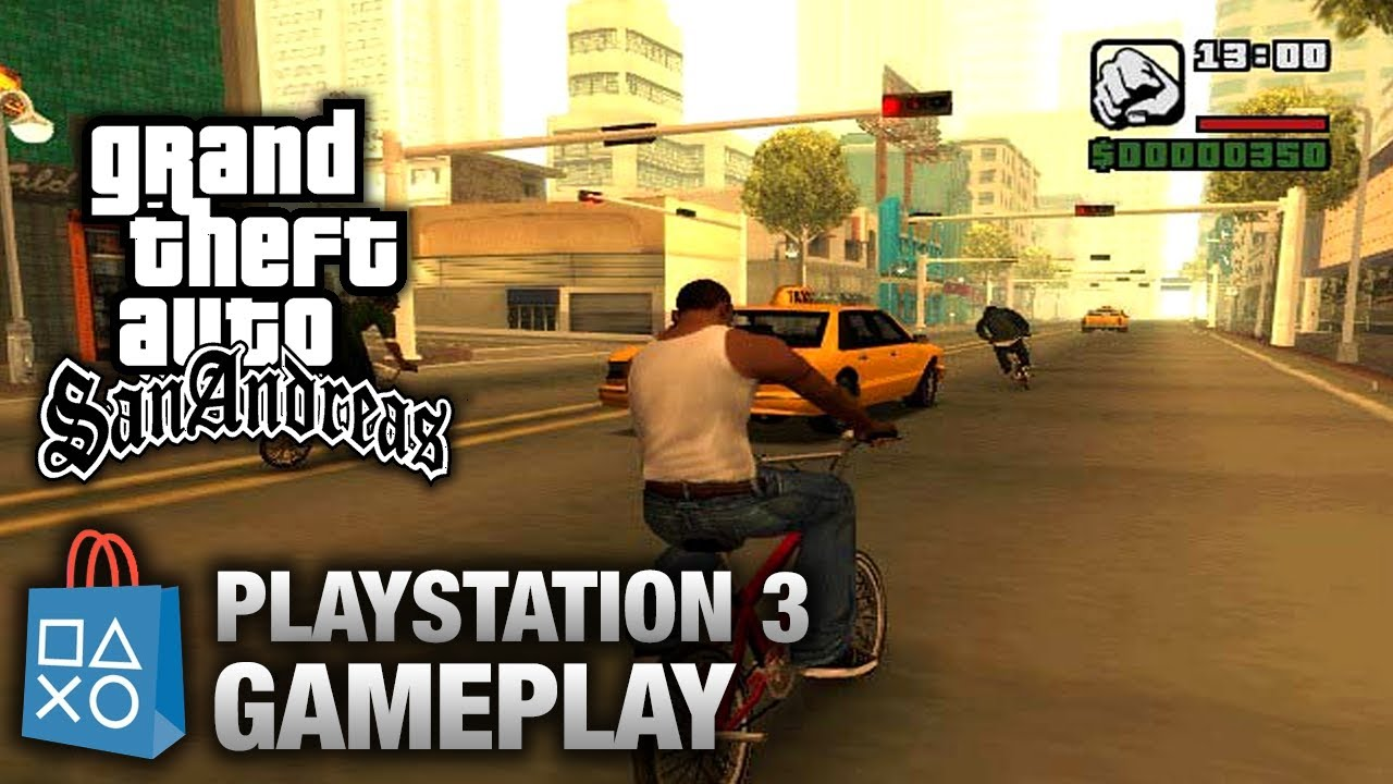Grand Theft Auto San Andreas cheat codes for Playstation 3 Everything You Need to Know