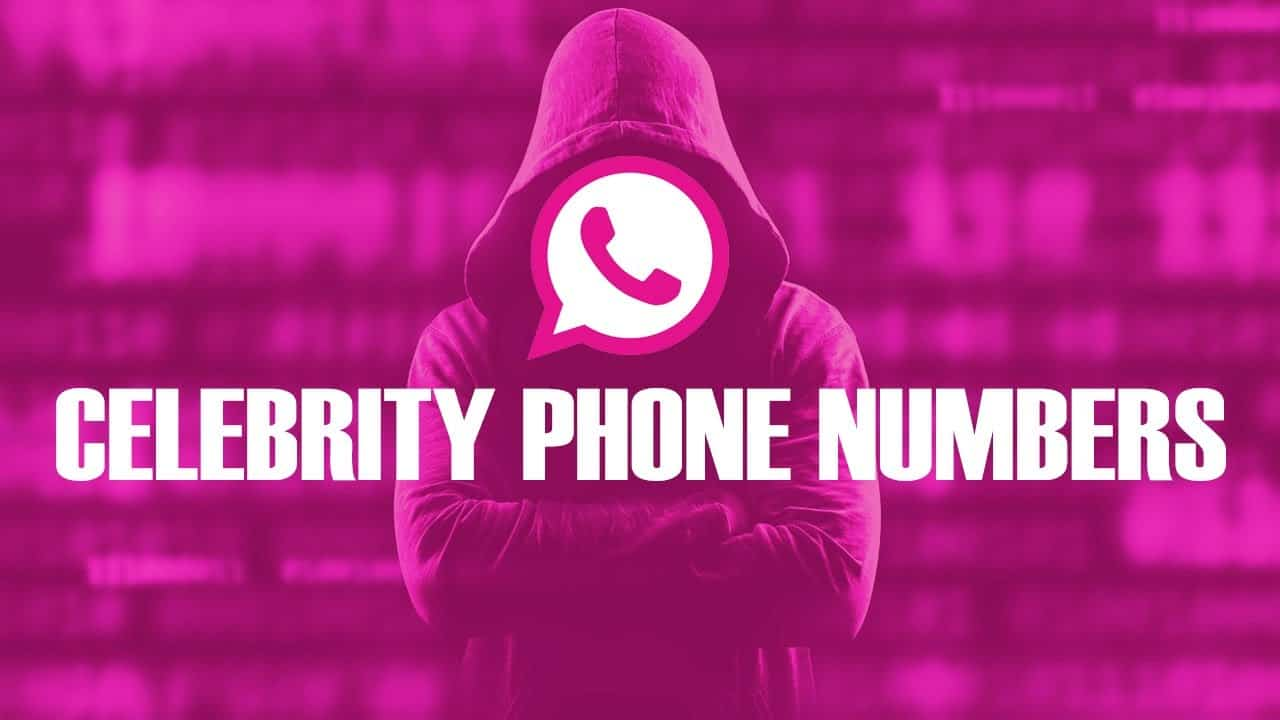 How To Find Famous Peoples Phone Numbers And Know Your Favorite Celebrities Name