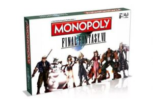 Final Fantasy 7 Monopoly And Latest Update