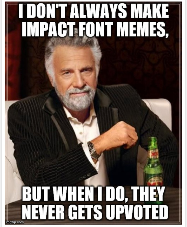 Best Impact Memes Of All Time