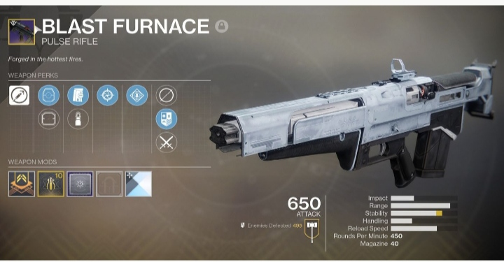 curated black armory weapons