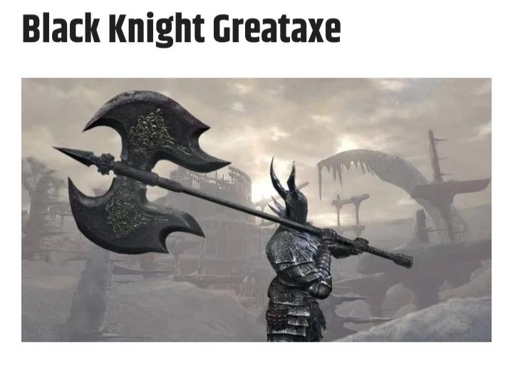 strongest weapon in dark souls 3