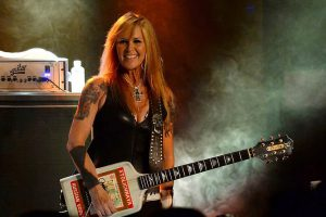 Lita Ford Now And Then