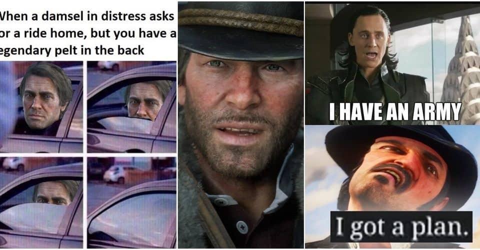 Red Dead Redemption Memes