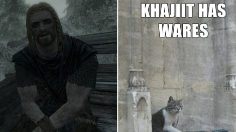 Best 5 Hilarious Skyrim Memes Funny of All Time