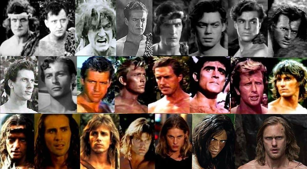 Who Played Tarzan In The Movies