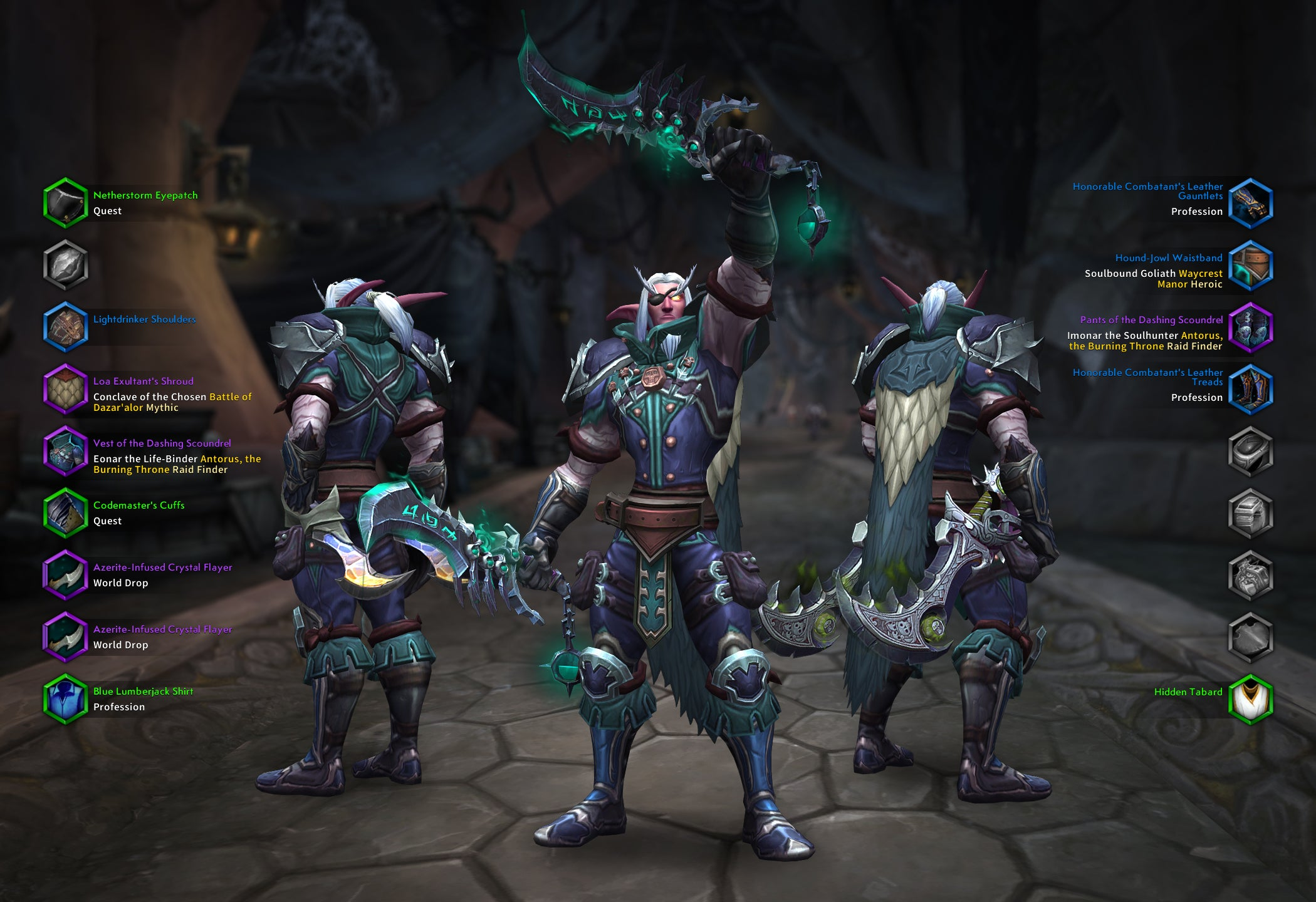 Best Rogue Xmogs You Must Know