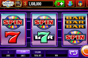 DoubleDown Casino Game Interface