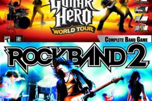 Is Rock Band and Guitar Hero Multi-Player?