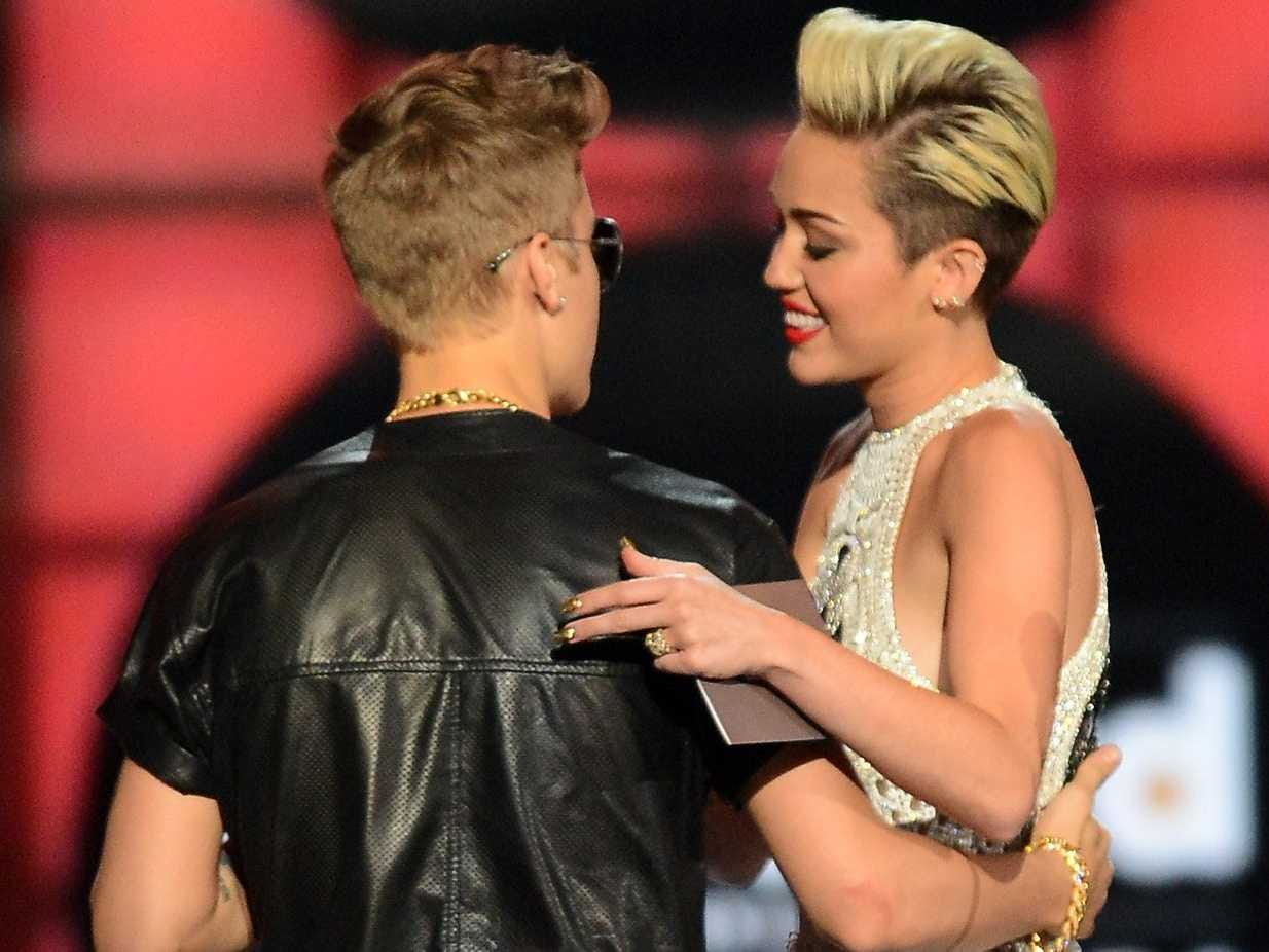 Justin Bieber and Miley Cyrus: Relationship Trivia!