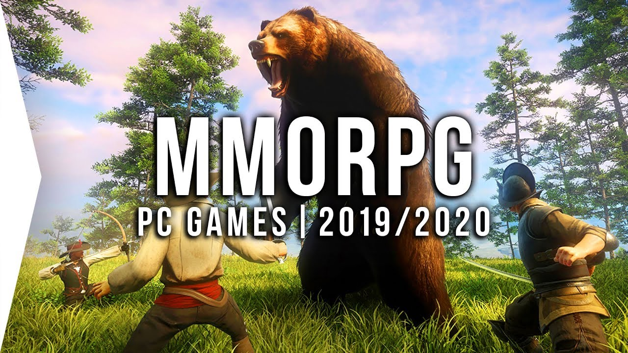 Open World MMO RPG You Must Play