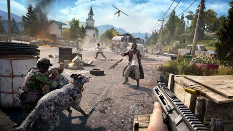 Top 8 Open World Xbox One game That are Full With Bunch Of Thrills and Entertainment