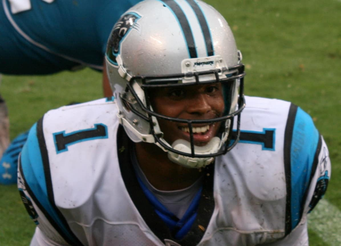 Cam Newton Christmas Give Away $100000 Know Everything You need To Know