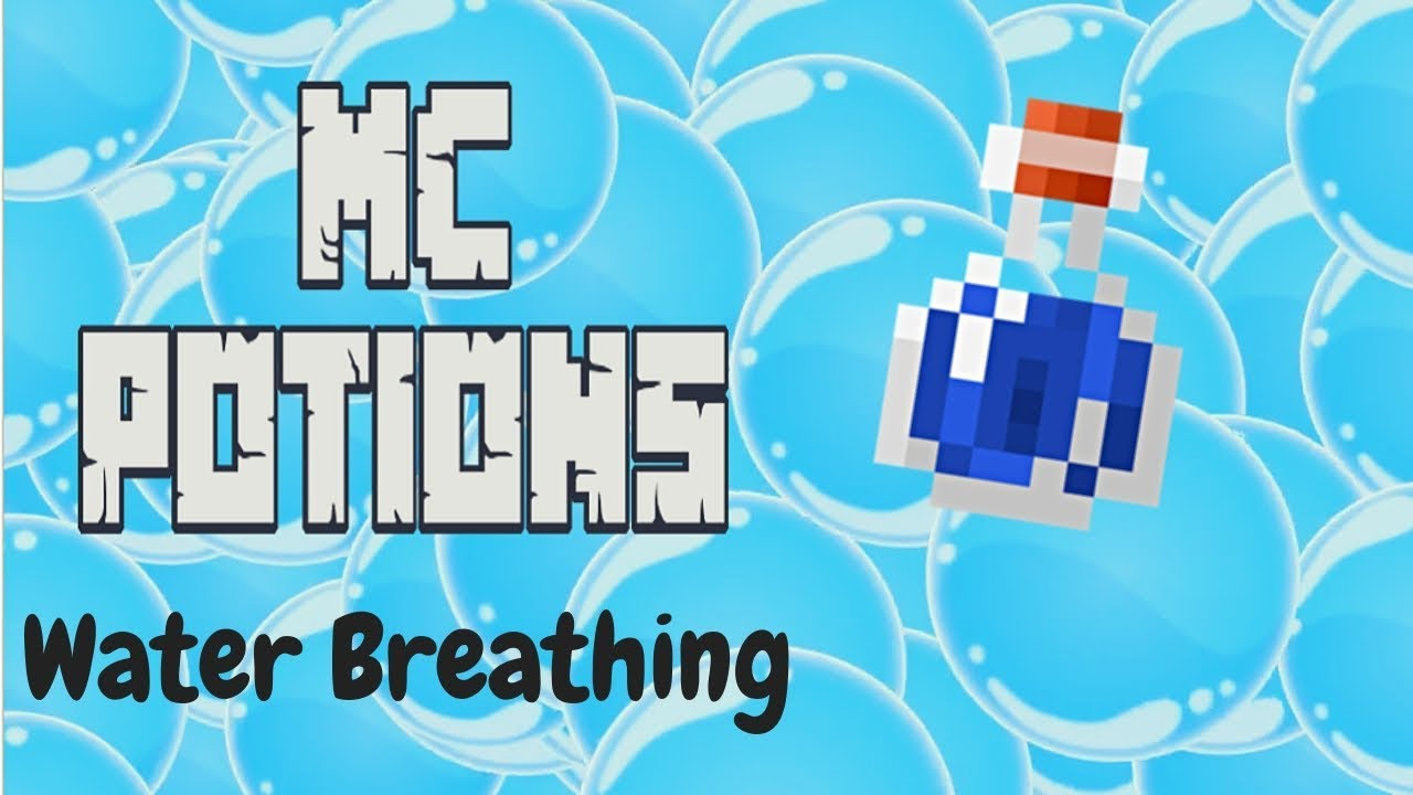 Minecraft How To Make Water Breathing Potion Everything You Need To Know