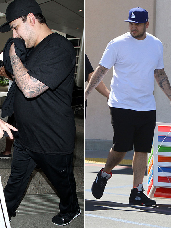 Why did Rob Kardashian get Fat: Details about his Health Struggles