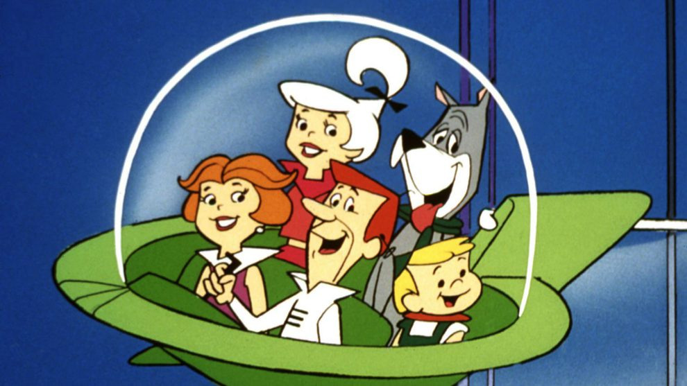 What year was The Jetsons set in?