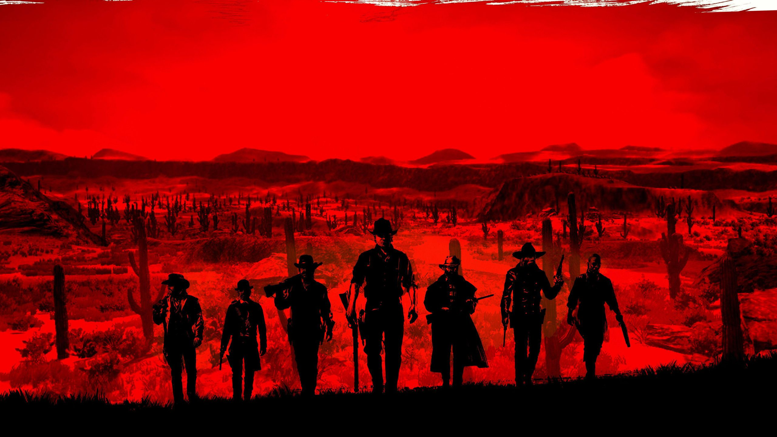 where does red dead redemption take place in real life
