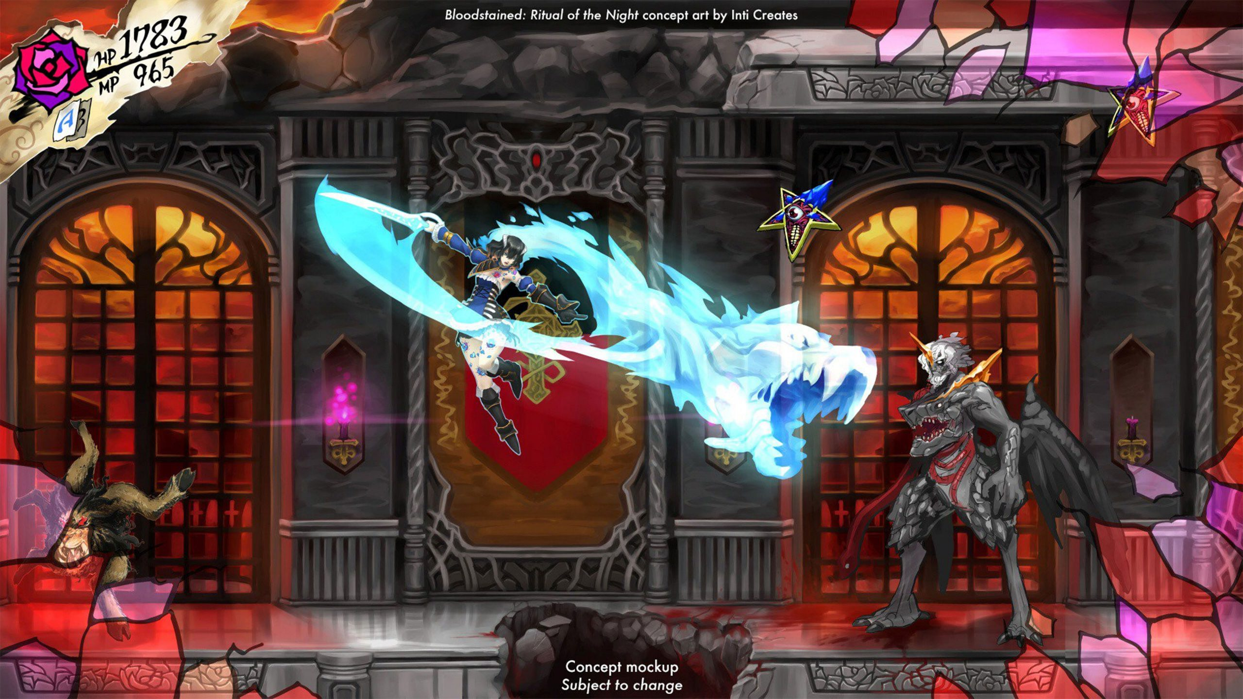 Bloodstrained ritual of the night where to go after Twin Dragon boss