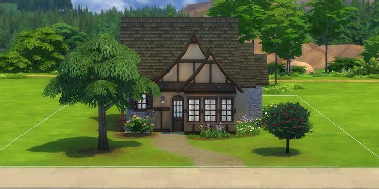 Sims Starter Home
