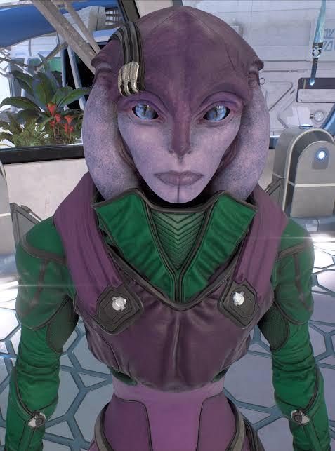 Mass Effect: Andromeda Best Romance Poll