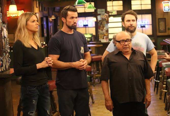 Always Sunny Married In Real Life