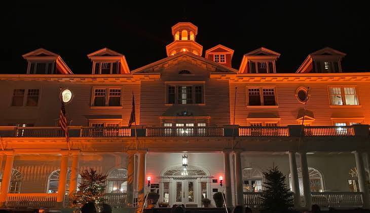 The Stanley Hotel Ghost Pictures