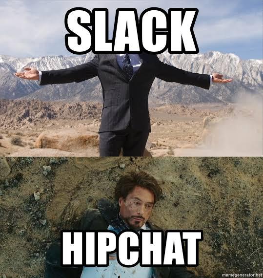 Hipchat Meme