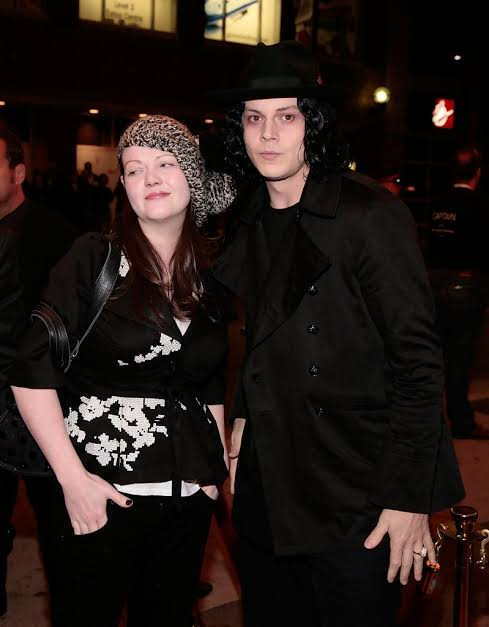 Jackson Smith And Meg White