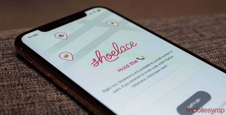 Shoelace Google