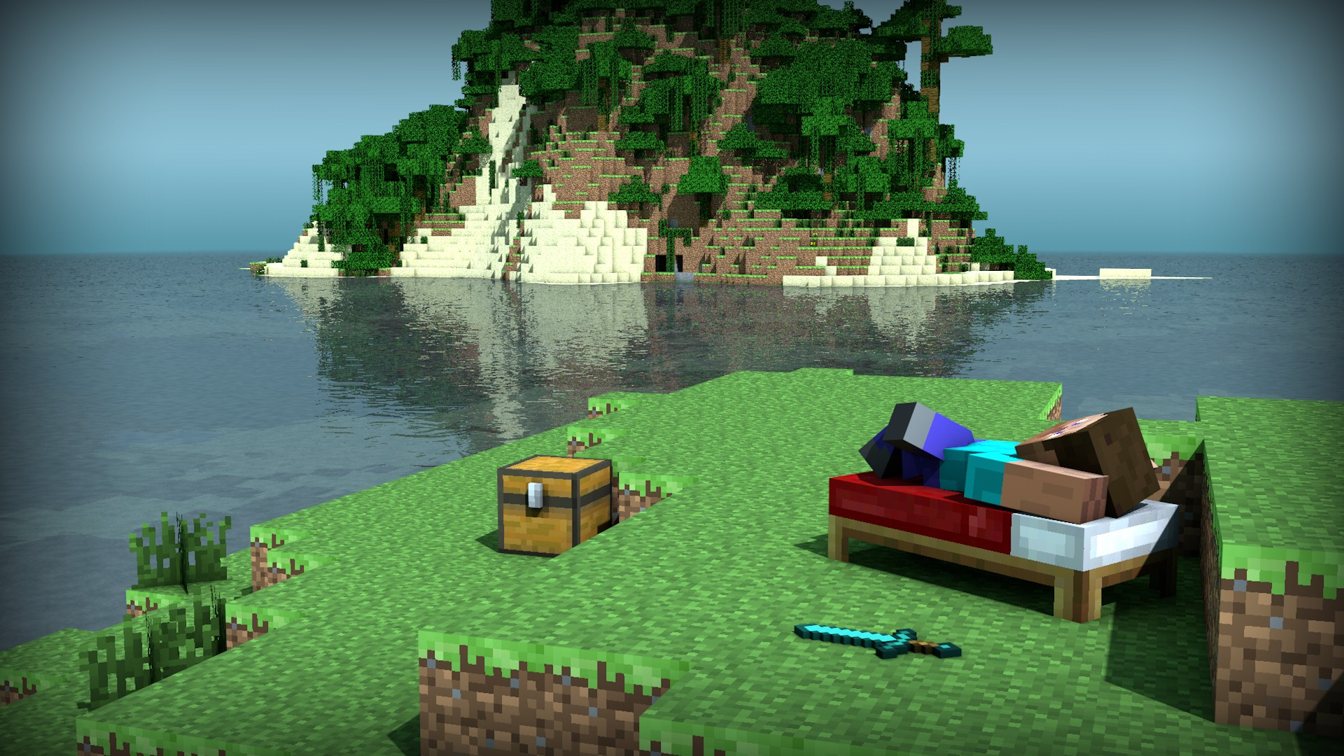 minecraft mods that change the game