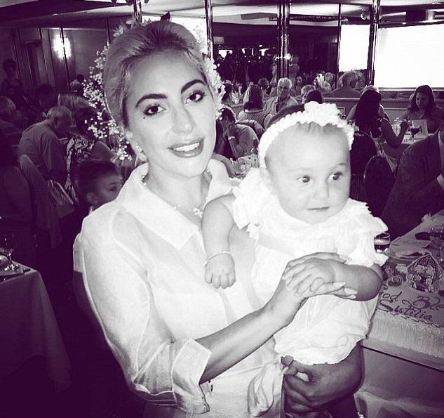 Baby Lady Gaga