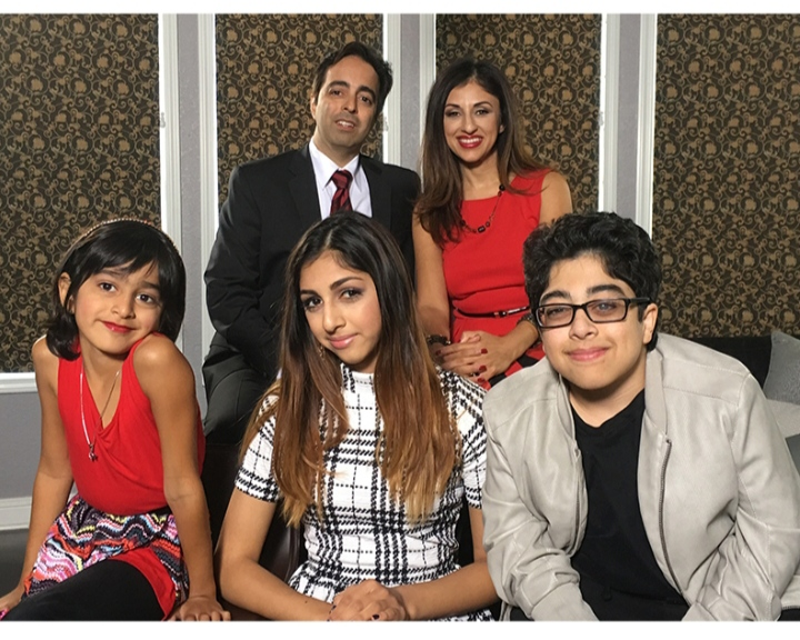 keswani family