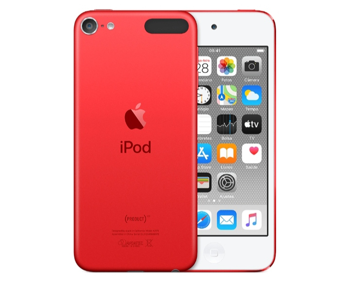 ipod touch green