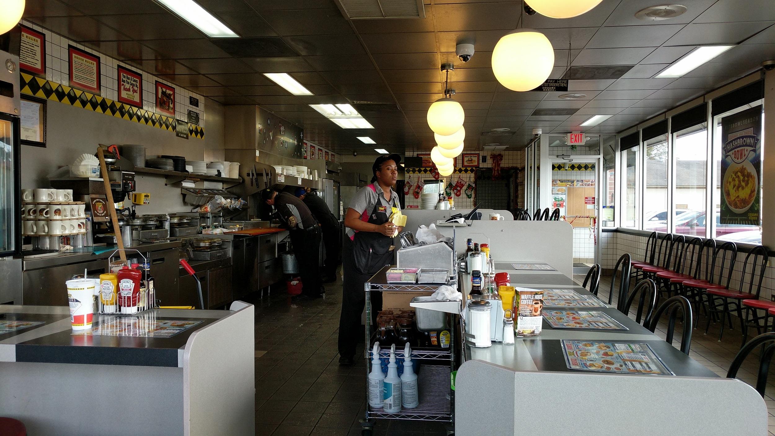 Kanye Waffle House Everything You Need To Know