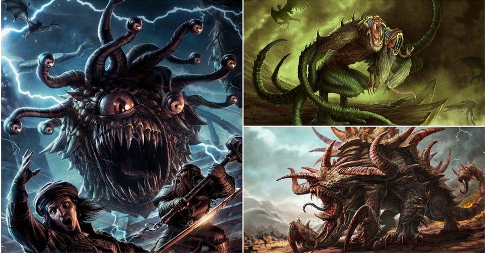 5e Strongest Monster